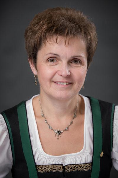 Anna Strassmair  - Goldhaubengruppe Eberstalzell